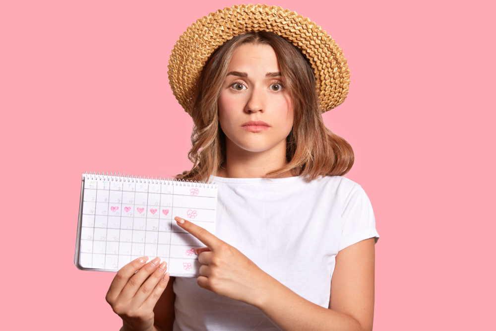 Finire prima le mestruazioni