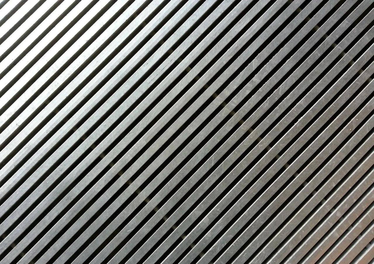 Lamiere metalliche