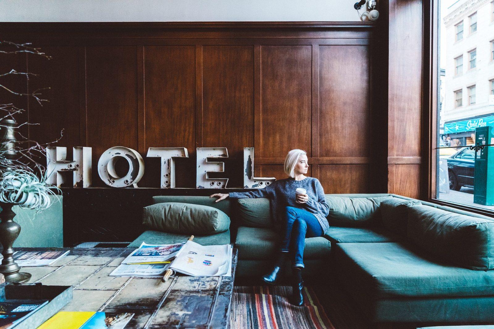 estetica funzionalità arredamento hotel